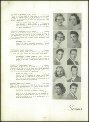 Page 16, 1952 Edition, Mars Area Junior Senior High School - Planet Yearbook (Mars, PA) online yearbook collection