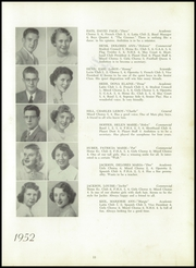 Page 17, 1952 Edition, Mars Area Junior Senior High School - Planet Yearbook (Mars, PA) online yearbook collection