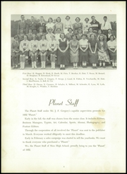 Page 8, 1952 Edition, Mars Area Junior Senior High School - Planet Yearbook (Mars, PA) online yearbook collection