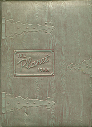 1955 Edition, Mars Area Junior Senior High School - Planet Yearbook (Mars, PA)
