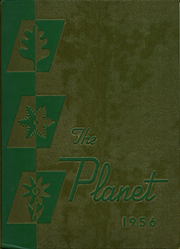 1956 Edition, Mars Area Junior Senior High School - Planet Yearbook (Mars, PA)