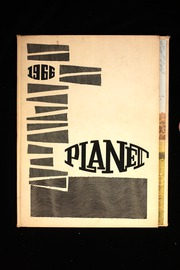 1966 Edition, Mars Area Junior Senior High School - Planet Yearbook (Mars, PA)