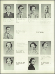 Page 12, 1958 Edition, Central Bucks High School West - Antler Yearbook (Doylestown, PA) online yearbook collection