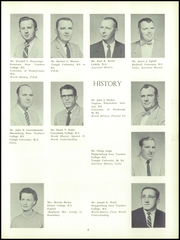 Page 13, 1958 Edition, Central Bucks High School West - Antler Yearbook (Doylestown, PA) online yearbook collection