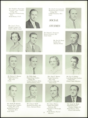 Page 13, 1959 Edition, Central Bucks High School West - Antler Yearbook (Doylestown, PA) online yearbook collection