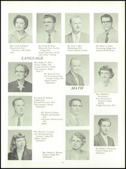 Page 15, 1959 Edition, Central Bucks High School West - Antler Yearbook (Doylestown, PA) online yearbook collection