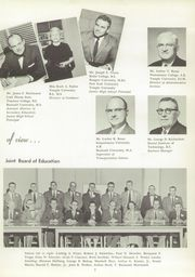 Page 11, 1960 Edition, Central Bucks High School West - Antler Yearbook (Doylestown, PA) online yearbook collection
