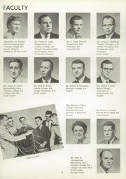 Page 12, 1960 Edition, Central Bucks High School West - Antler Yearbook (Doylestown, PA) online yearbook collection
