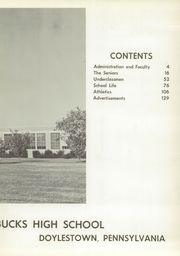 Page 7, 1960 Edition, Central Bucks High School West - Antler Yearbook (Doylestown, PA) online yearbook collection