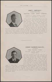 Page 16, 1916 Edition, Reading High School - Arxalma Yearbook (Reading, PA) online yearbook collection
