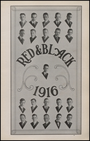 Page 9, 1916 Edition, Reading High School - Arxalma Yearbook (Reading, PA) online yearbook collection