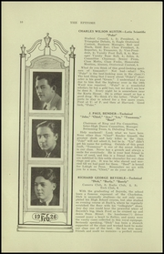 Page 12, 1926 Edition, Reading High School - Arxalma Yearbook (Reading, PA) online yearbook collection