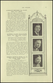 Page 13, 1926 Edition, Reading High School - Arxalma Yearbook (Reading, PA) online yearbook collection