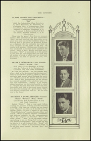 Page 15, 1926 Edition, Reading High School - Arxalma Yearbook (Reading, PA) online yearbook collection