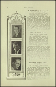 Page 16, 1926 Edition, Reading High School - Arxalma Yearbook (Reading, PA) online yearbook collection