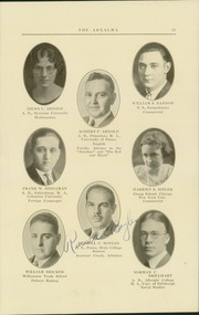 Page 13, 1929 Edition, Reading High School - Arxalma Yearbook (Reading, PA) online yearbook collection