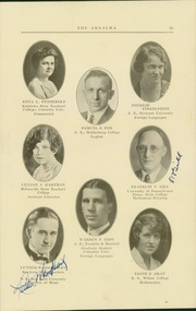Page 15, 1929 Edition, Reading High School - Arxalma Yearbook (Reading, PA) online yearbook collection
