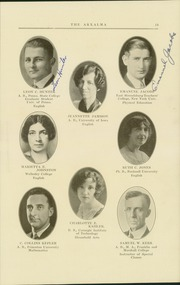Page 17, 1929 Edition, Reading High School - Arxalma Yearbook (Reading, PA) online yearbook collection