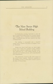 Page 5, 1929 Edition, Reading High School - Arxalma Yearbook (Reading, PA) online yearbook collection