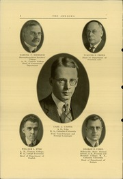 Page 10, 1930 Edition, Reading High School - Arxalma Yearbook (Reading, PA) online yearbook collection