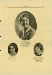 Page 11, 1930 Edition, Reading High School - Arxalma Yearbook (Reading, PA) online yearbook collection