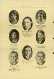 Page 12, 1930 Edition, Reading High School - Arxalma Yearbook (Reading, PA) online yearbook collection