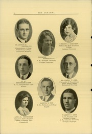 Page 14, 1930 Edition, Reading High School - Arxalma Yearbook (Reading, PA) online yearbook collection