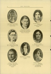 Page 16, 1930 Edition, Reading High School - Arxalma Yearbook (Reading, PA) online yearbook collection