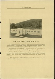 Page 5, 1930 Edition, Reading High School - Arxalma Yearbook (Reading, PA) online yearbook collection