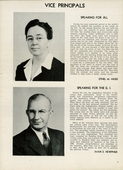Page 12, 1946 Edition, Reading High School - Arxalma Yearbook (Reading, PA) online yearbook collection