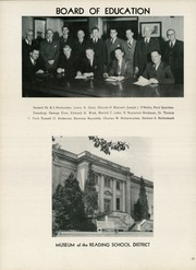 Page 14, 1946 Edition, Reading High School - Arxalma Yearbook (Reading, PA) online yearbook collection