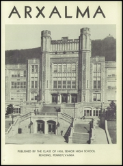 Page 5, 1950 Edition, Reading High School - Arxalma Yearbook (Reading, PA) online yearbook collection