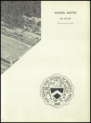 Page 7, 1950 Edition, Reading High School - Arxalma Yearbook (Reading, PA) online yearbook collection