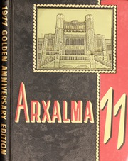 Page 1, 1977 Edition, Reading High School - Arxalma Yearbook (Reading, PA) online yearbook collection