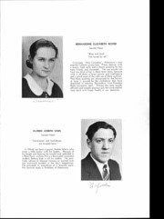 Page 8, 1933 Edition, Central Catholic High School - Glen Echoes Yearbook (Allentown, PA) online yearbook collection