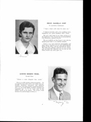 Page 9, 1933 Edition, Central Catholic High School - Glen Echoes Yearbook (Allentown, PA) online yearbook collection