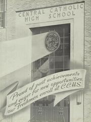 Page 3, 1946 Edition, Central Catholic High School - Glen Echoes Yearbook (Allentown, PA) online yearbook collection