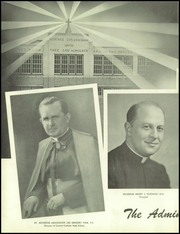 Page 8, 1949 Edition, Central Catholic High School - Glen Echoes Yearbook (Allentown, PA) online yearbook collection