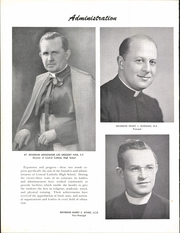Page 6, 1950 Edition, Central Catholic High School - Glen Echoes Yearbook (Allentown, PA) online yearbook collection