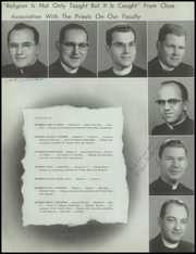 Page 12, 1956 Edition, Central Catholic High School - Glen Echoes Yearbook (Allentown, PA) online yearbook collection