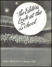 Page 3, 1956 Edition, Central Catholic High School - Glen Echoes Yearbook (Allentown, PA) online yearbook collection