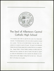 Page 5, 1956 Edition, Central Catholic High School - Glen Echoes Yearbook (Allentown, PA) online yearbook collection