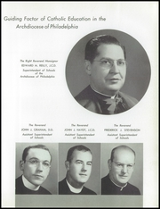 Page 9, 1956 Edition, Central Catholic High School - Glen Echoes Yearbook (Allentown, PA) online yearbook collection
