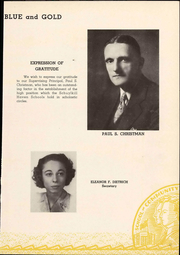 Page 17, 1940 Edition, Schuylkill Haven Area High School - Blue and Gold Yearbook (Schuylkill Haven, PA) online yearbook collection