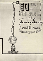 Page 11, 1941 Edition, Schuylkill Haven Area High School - Blue and Gold Yearbook (Schuylkill Haven, PA) online yearbook collection