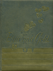 1951 Edition, Schuylkill Haven Area High School - Blue and Gold Yearbook (Schuylkill Haven, PA)
