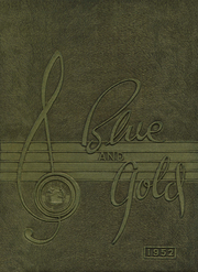 1952 Edition, Schuylkill Haven Area High School - Blue and Gold Yearbook (Schuylkill Haven, PA)