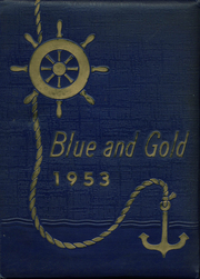 1953 Edition, Schuylkill Haven Area High School - Blue and Gold Yearbook (Schuylkill Haven, PA)