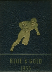 1955 Edition, Schuylkill Haven Area High School - Blue and Gold Yearbook (Schuylkill Haven, PA)