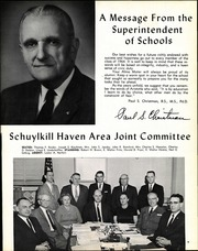 Page 7, 1964 Edition, Schuylkill Haven Area High School - Blue and Gold Yearbook (Schuylkill Haven, PA) online yearbook collection